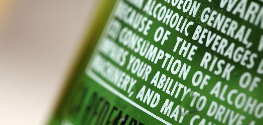 Why is Beer Not Vegan - Label Debacle