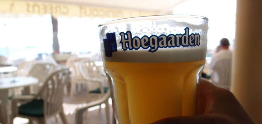 Beers that Taste Like Blue Moon - Hoegaarden