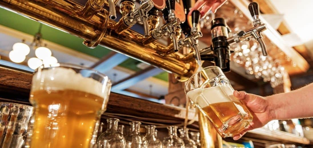 Brew Pubs & Tap Rooms - Types of Breweries